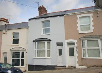 Thumbnail 3 bed terraced house for sale in Glenmore Avenue, Plymouth
