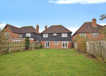Thumbnail 4 bed detached house for sale in Kinneys Lane, Kennington, Ashford