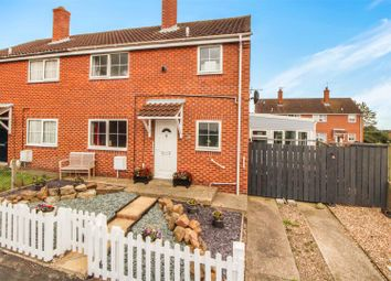 Thumbnail 3 bed semi-detached house for sale in St. Martins Close, Burton Agnes, Driffield