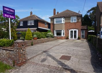Thumbnail 3 bed detached house for sale in Mayes Lane, Harwich