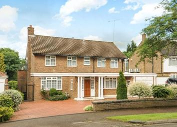 Thumbnail 5 bedroom detached house for sale in Harmsworth Way, Totteridge