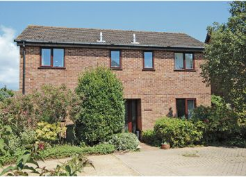 Thumbnail 4 bed detached house for sale in Akeshill Close, New Milton