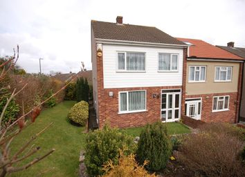 Thumbnail 3 bed semi-detached house for sale in Walnut Crescent, Kingswood, Bristol