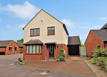 Thumbnail 4 bed detached house for sale in Blair Close, Rushmere St Andrew, Ipswich
