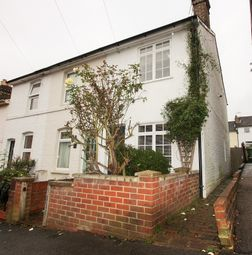 Thumbnail 2 bed end terrace house for sale in Vernon Road, Tunbridge Wells, Kent.