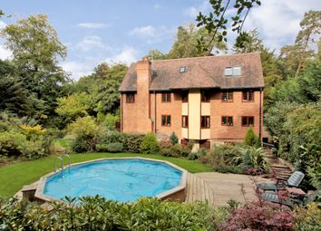 Thumbnail 6 bed detached house to rent in The Bennetts, Culverden Down, Tunbridge Wells