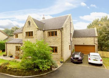 Thumbnail 7 bed detached house for sale in Summervale, Holmfirth, West Yorkshire