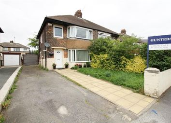 Thumbnail 3 bed semi-detached house for sale in Calverley Moor Avenue, Pudsey
