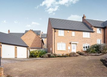 Thumbnail 4 bedroom semi-detached house for sale in Vale Rise, Matlock