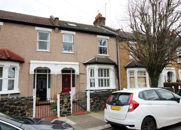 Thumbnail 4 bed terraced house for sale in Manor Road, Enfield