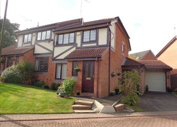 Thumbnail 3 bed semi-detached house for sale in Oak Court, Sprotbrough, Doncaster