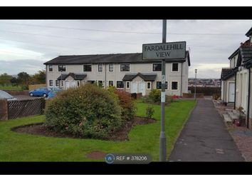 Thumbnail 2 bed flat to rent in Fardalehill View, East Ayrshire