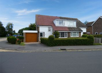 Thumbnail 3 bed semi-detached house for sale in Holly Way, Elmstead, Colchester, Essex