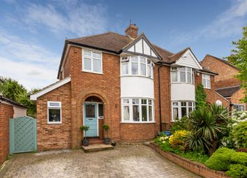Thumbnail 3 bed semi-detached house for sale in West Hill, Hitchin