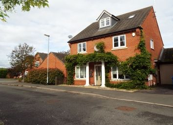 Thumbnail 5 bed property to rent in Bowling Green Road, Uttoxeter