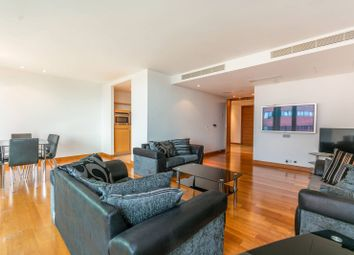 Thumbnail 3 bedroom flat to rent in St Johns Wood Road, St John's Wood