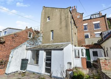 Thumbnail 2 bed terraced house for sale in Blackburns Yard Church Street, Whitby