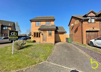 Thumbnail 3 bed detached house for sale in Ark Avenue, Grays