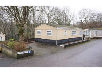 Thumbnail 2 bedroom mobile/park home for sale in Sycamore Way, Plymouth