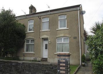 Thumbnail 2 bedroom flat to rent in Brunant Road, Gorseinon, Swansea