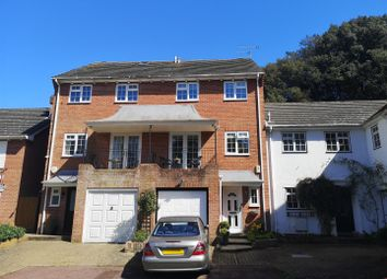 Thumbnail 3 bed town house for sale in Fitzgerald Close, Eastbourne