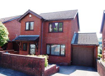 Thumbnail 3 bed detached house for sale in Beechwood Close, Newbridge, Newport