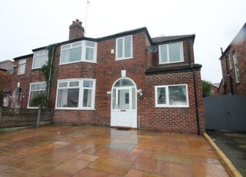 Thumbnail 4 bed semi-detached house for sale in Torbay Road, Urmston, Manchester