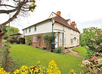 Thumbnail 6 bed detached house for sale in Pleshey, Chelmsford, Essex