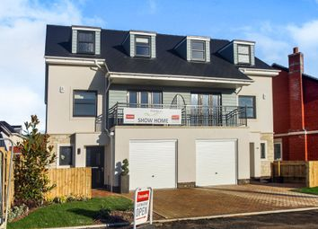 Thumbnail 4 bedroom semi-detached house for sale in Pemberly, Sedge Place, Weymouth