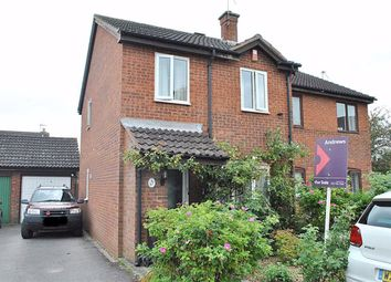 Thumbnail 3 bedroom semi-detached house for sale in Godfrey Court, Longwell Green, Bristol