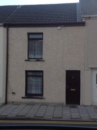 Thumbnail 2 bed terraced house to rent in Castle Street, Maesteg, Bridgend.