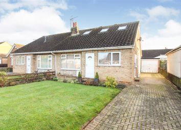 Thumbnail 4 bed semi-detached bungalow for sale in Ashleigh Drive, Beeford, Driffield