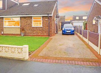 3 bed semi-detached house for sale in Kempton Avenue, Little Lever, Bolton BL3