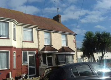Thumbnail 3 bedroom terraced house to rent in Nash Court Road, Margate