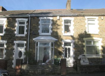 Thumbnail 3 bed terraced house for sale in Trevor Street, Aberdare