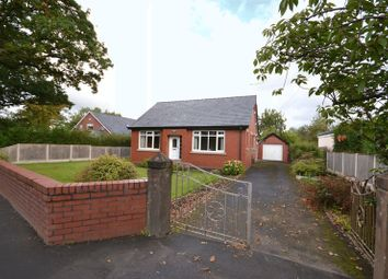 Thumbnail 2 bed detached bungalow for sale in Moor Road, Croston, Leyland