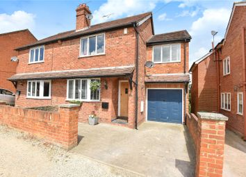 Thumbnail 4 bed semi-detached house for sale in Alben Road, Binfield, Berkshire