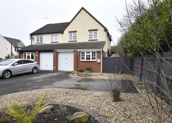Thumbnail 3 bed semi-detached house for sale in Cranmere, Stoke Road, Bishops Cleeve, Gloucestershire