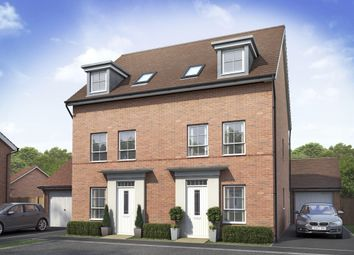"""Thumbnail 3 bed semi-detached house for sale in """"Padstow"""" at London Road, Allington, Maidstone"""