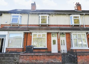 Thumbnail 3 bed terraced house for sale in Warwards Lane, Birmingham