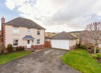 Thumbnail 4 bed property for sale in 17 South Parks, Peebles