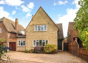 Thumbnail 4 bed detached house for sale in Greenway Close, Totteridge, London N20,