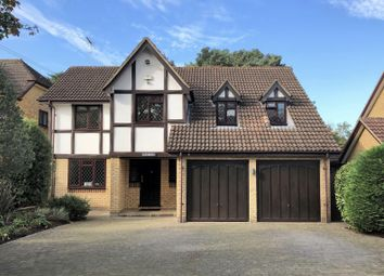 Thumbnail 5 bed detached house for sale in St. Georges Road, Weybridge