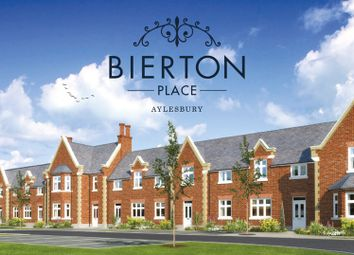 Thumbnail 2 bed flat for sale in Bierton Place, Bierton Road, Aylesbury