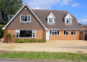 Thumbnail 7 bed detached house for sale in Station Road, Tydd Gote, Wisbech, Cambridgeshire