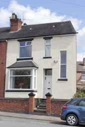 Thumbnail 2 bed end terrace house for sale in Park Road, Burslem, Stoke-On-Trent