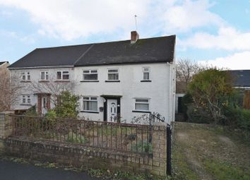 Thumbnail 3 bed semi-detached house for sale in Semi-Detached House, Roman Way, Newport