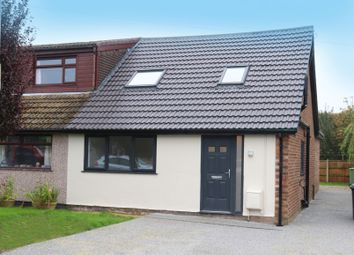 Thumbnail 4 bed bungalow for sale in Preese Gardens, Elswick, Preston