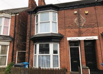 Thumbnail 4 bed terraced house for sale in Edgecumbe Street, Kingston Upon Hull