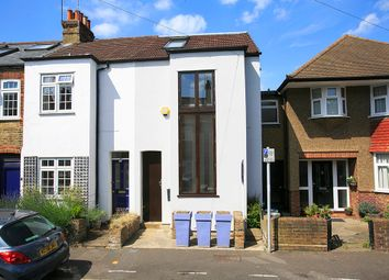 Thumbnail 3 bed terraced house to rent in Windsor Road, Kew